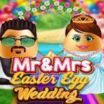 Mr & Mrs Easter Wedding