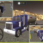 Oil Tanker Transport Driving Simulation Game