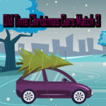 Old Time Christmas Cars Match 3