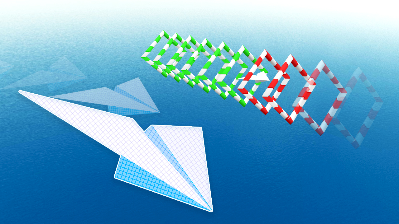 Image Paper Airplane