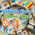 Philatelic Escape Fauna Album 4