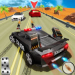 Police Car Chase Crime Racing Games