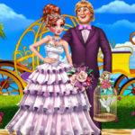 Princess Annie  Summer Wedding