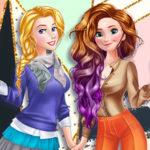 Princess Anti Fashion: Sporty + Classy