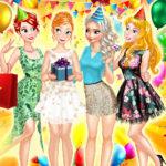 Princess Birthday Party Surprise