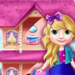 Princess Doll House Decoration