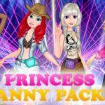 Princess Fanny Packs