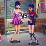Princess vs Superhero
