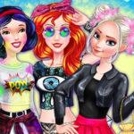 Princesses 3 Spring Festivals