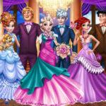 Princesses Castle Ball