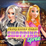 Princesses Paris Shopping Spree