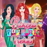 Princesses Pop Party Trends