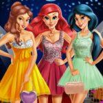 Princesses Prom Night