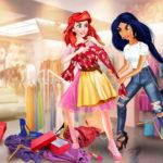Princesses Shopping Rivals