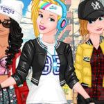 Princesses Sporty & Funky Day