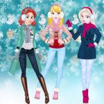 Princesses Winter Spree