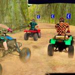 Quad Bike Derby Stunts