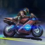 Racing Motorbike Jigsaw