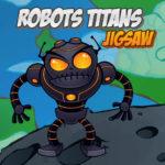 Robots Titans Jigsaw