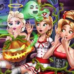Scary Cabin Halloween