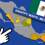 Scatty Maps Mexico