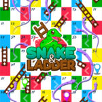 Snakes and Ladders : the game