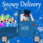 Snowy Delivery