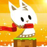 Snowy Kitty Adventure