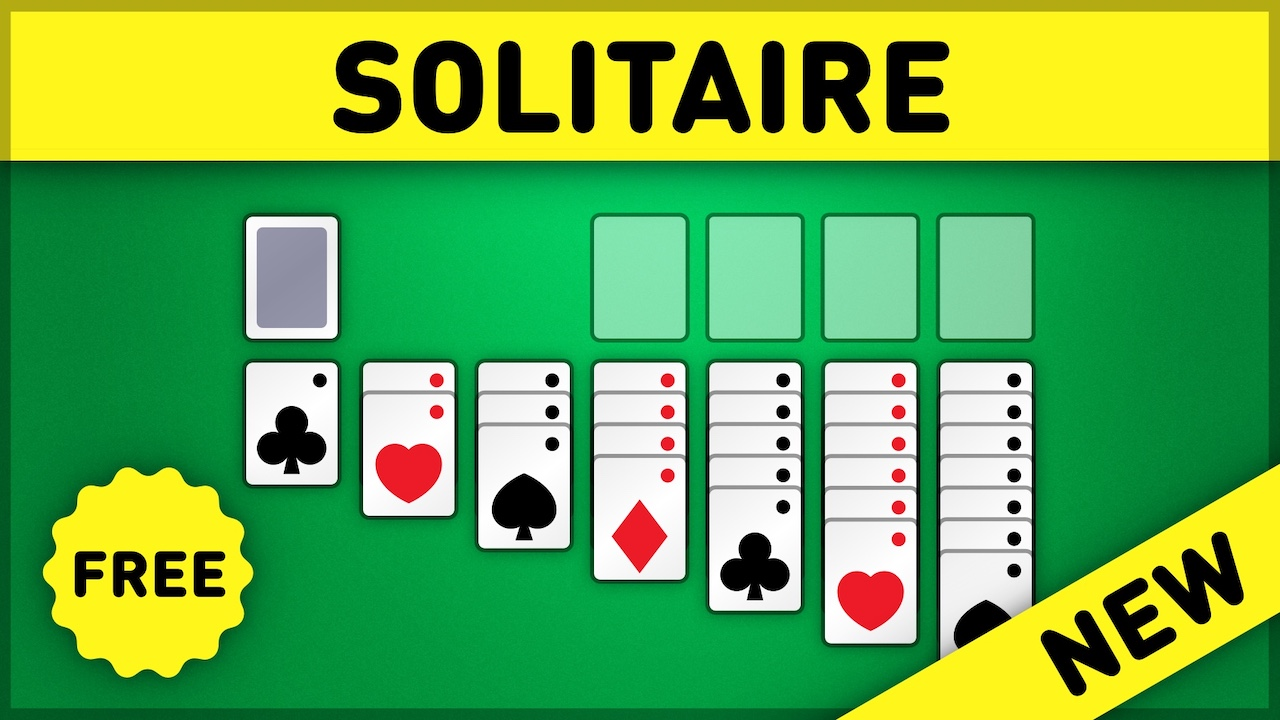 Image Solitaire Collection: Klondike, Spider & FreeCell