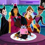 Spooky Halloween Ice Cream