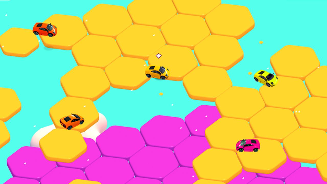Image Sport Car Hexagon