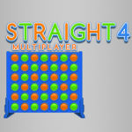Straight 4 Multiplayer