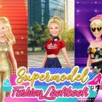 Supermodel Fashion Lookbook