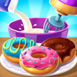 Sweet Donut Maker Bakery