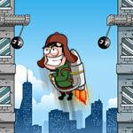 Swink Jetpack Game