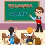 Teacher Jigsaw Game