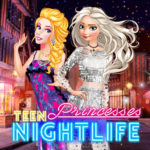 Teen Princesses Nightlife