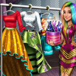 Tris Runway Dolly Dress Up