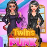 Twins Punk Fashion