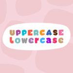 Uppercase Lowercase