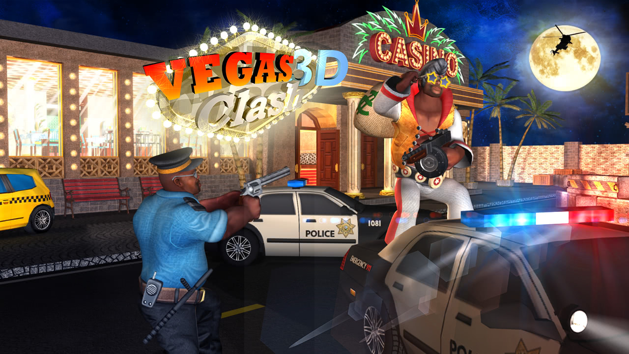 Image Vegas Clash 3D