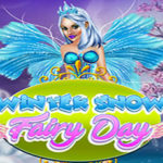 Winter Snow Fairy Day