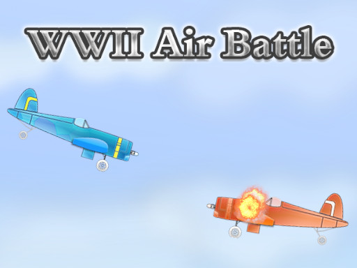 Image WWII Air Battle