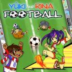 Yuki and Rina Football