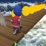 3D stickman sky challenge
