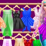 Amazing Mermaid Dress Up