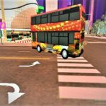 American Football Passenger Bus Game