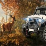 Animal Hunters : Safari Jeep Driving Game