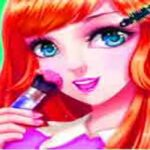 Anime Girls Fashion Makeup-new