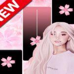 Ariana Grande Piano Tiles Pink, Music & Magic